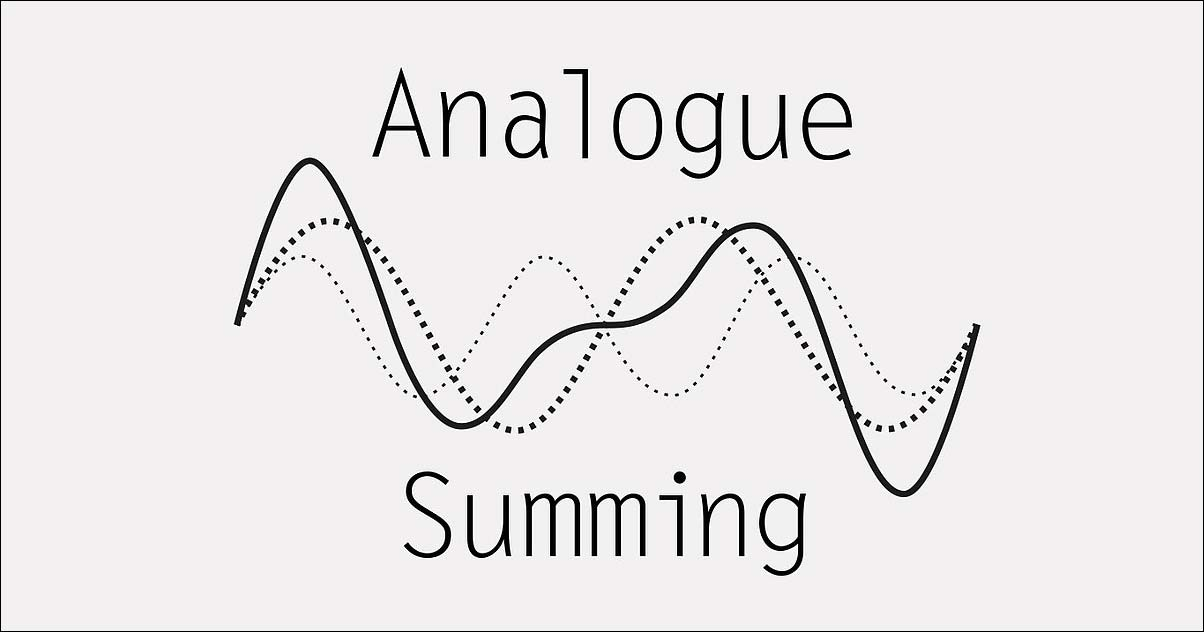 analogue-summing